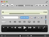 iTunes UI Kit