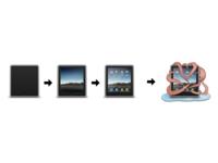iPad Kraken