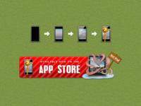 App Store Button