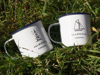 Falmouth Enamel Mugs