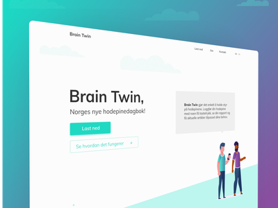 Landing page design ux behance ui design illustration app design adobexd webdesign ui design dribbble landingpage