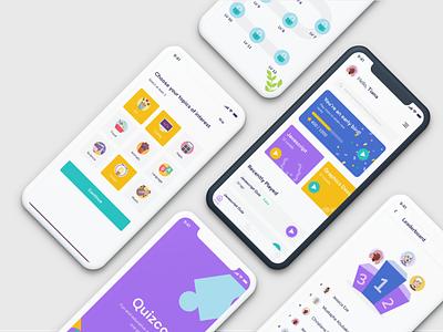 Quizco redesign game quiz quiz app