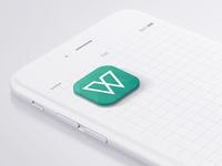 iOS icon concept - V1