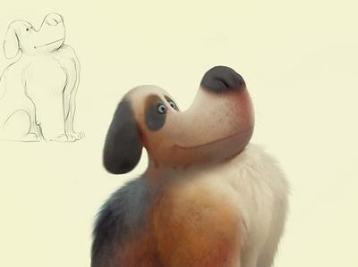 dog baydakov aleksey dog animals animation cartoon