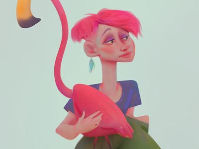 Street baydakov aleksey animation concept cartoon advertising character design