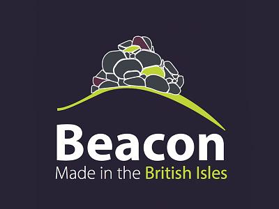 Beacon logo stones
