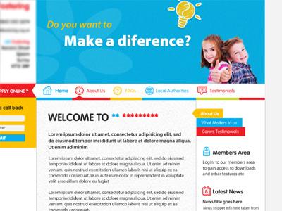 Colours color kids website