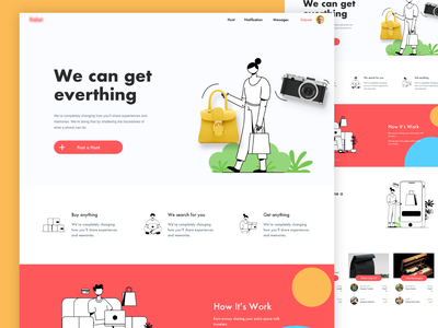 Shopping Website vector character ecommerce products mobile online purchase ui shopping webdesign website illustration