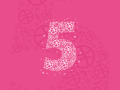 Dribbble Awesome 5yrs