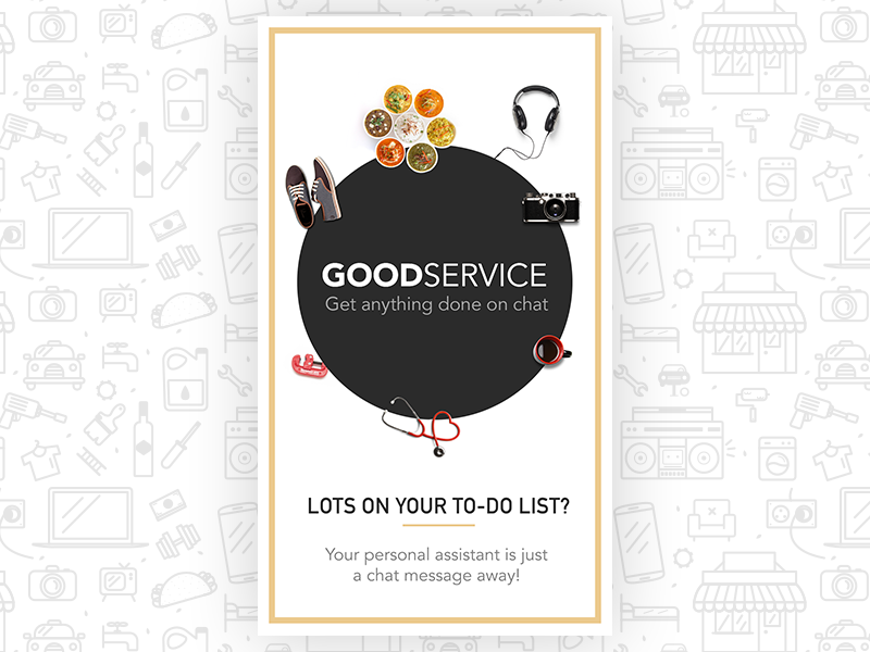 Goodservice card