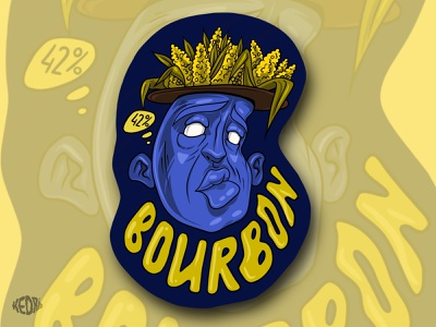 Bourbon motion graphics graphic design 3d animation ui vector logo typography illustration icon design branding app