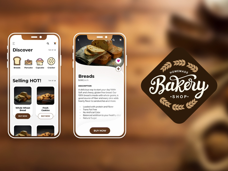 Bake Up iphone grid mobile beautiful design hot sexy