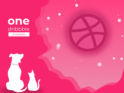 Dribbble Invite invitation email showcase