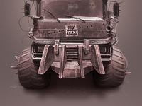 MyTaxi Truck