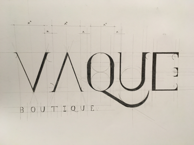 Beautique logo design