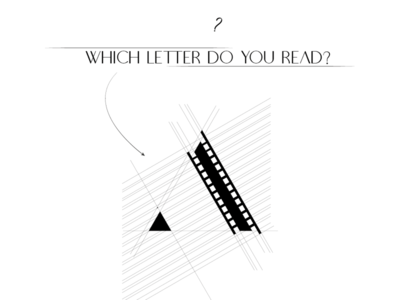 Which letter do you read?