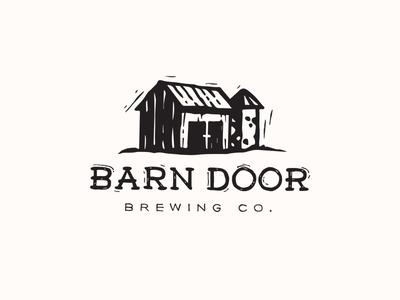 Barn Door Brewing Co. Logo