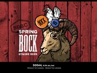 Final Bock Label