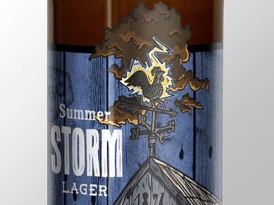 Summer Storm Lager