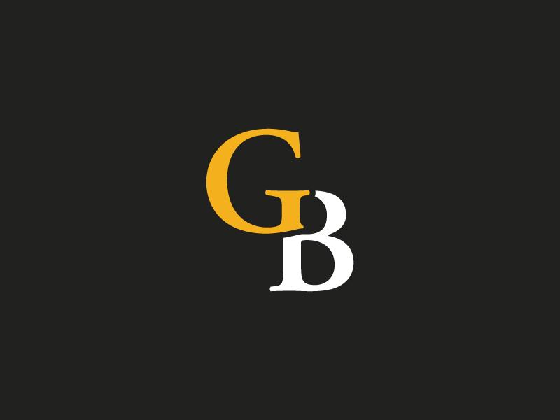 GB Monogram by Grant Burke   Dribbble   Dribbble