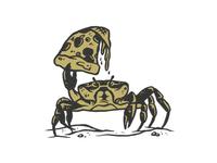 Pizza Crab
