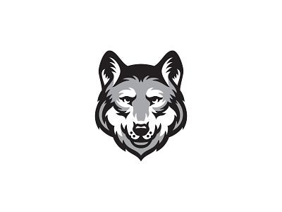 Arthur Bishop House Wolf mascot character illustration logo icon characterdesign logo design beast mascot wolf logo