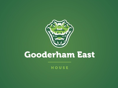 Gooderham House Crocodile