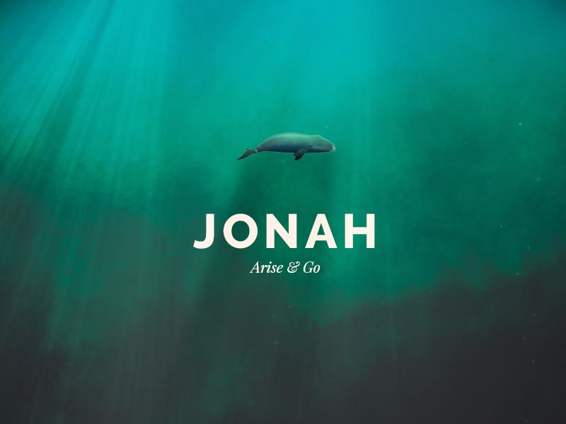 Jonah Sermon Series Graphic By Zachery Lewis Dribbble
