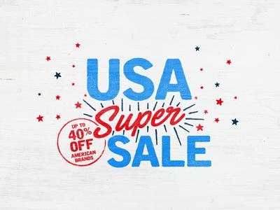 Super Sale Lockup
