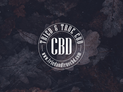 CBD - Minimalist Logo