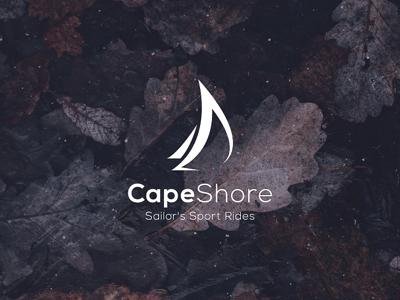 CapeShore - Minimalist Logo Design