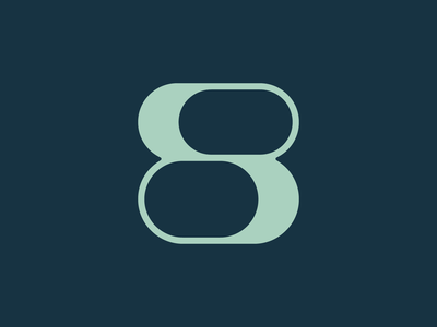 8 / 36 Days of Type 36daysoftype eight 8 lettering number typeface. lettering font typedesign type design typeface type typography