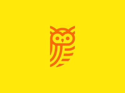 Freelancer Ally Owl freelancer ally freelance owl brand identity mark logo branding design illustration icon