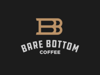 Bare Bottom Coffee Logo: Pt 2