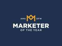 Marketer of the Year Logo