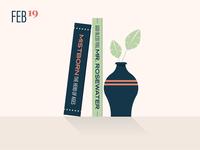 Books – February 2019
