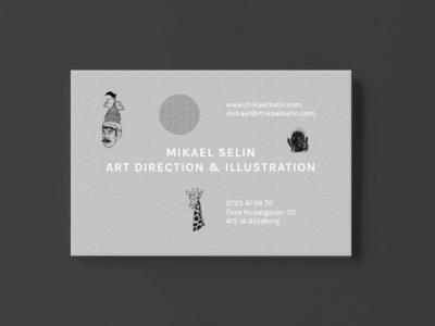 New business card 600 g print businesscard