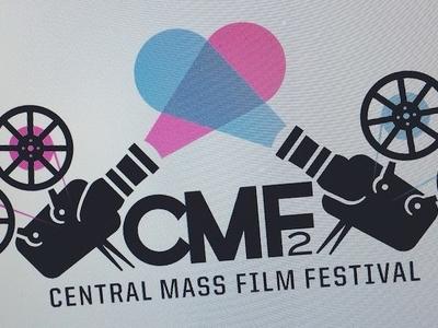 Central Mass Film Festival - branding branding logo logos identity system film festival massachusetts