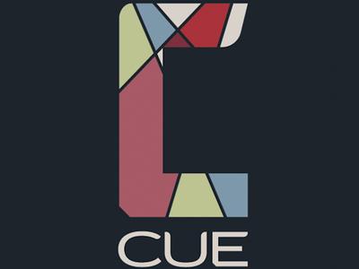 CUE Apartments - branding & identity modern living apartments condos branding brand logo development