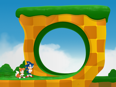 Sonic & Tails, bis
