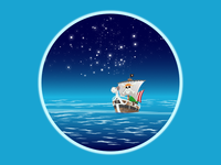 One Piece - Luffy's Boat