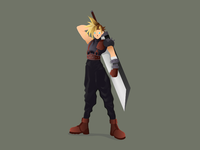 FF7 - Cloud