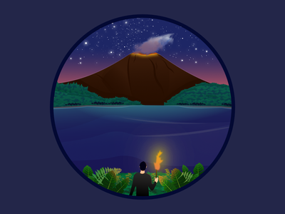 Landscape - Volcano