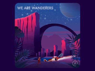 Starseeker Serie - We Are Wanderers