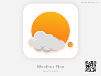 Weather Fine - Forecast Radar