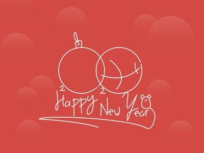 Happy New Year Dribbbl's