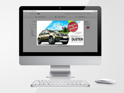 Website pop up for car dealership