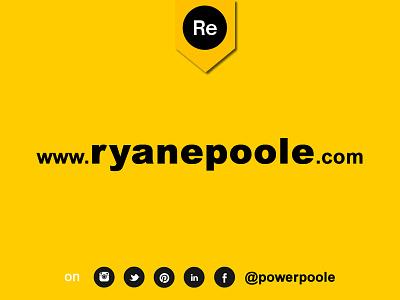 Ryan E. Poole Player Card