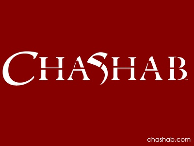 Chashab.com  markappeal design marketing logo music