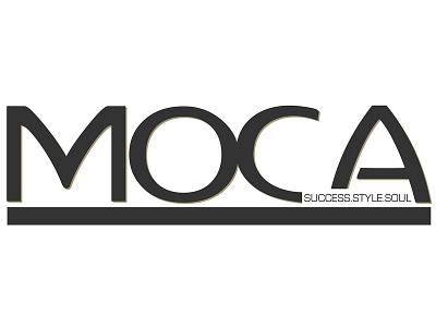 MOCA Logo magazine logo marketing design markappeal